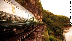 Theroux did it in the \'70s, but train trips across Asia still hold romantic appeal.
