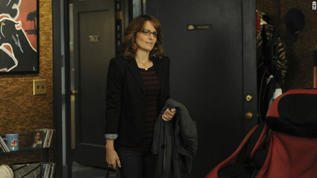 '30 Rock' asks if Liz Lemon can have it all