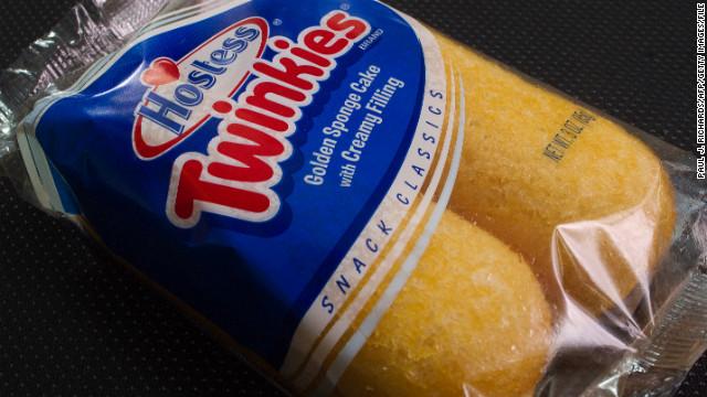 Hostess Brands, la fabricante de Twinkie, se declara en bancarrota