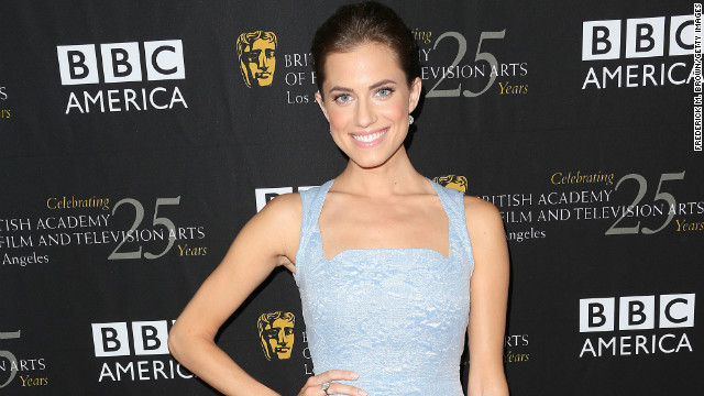 'Girls' star Allison Williams, how do you do it?