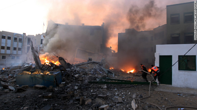 Need to Know News: Deadly attacks continue in Gaza and Israel; Ex-CIA chief Petraeus to testify about Benghazi attack