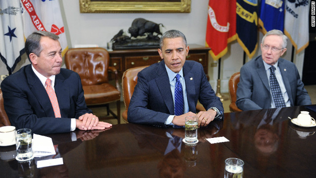CNN Poll: Two-thirds say fiscal cliff poses major problem