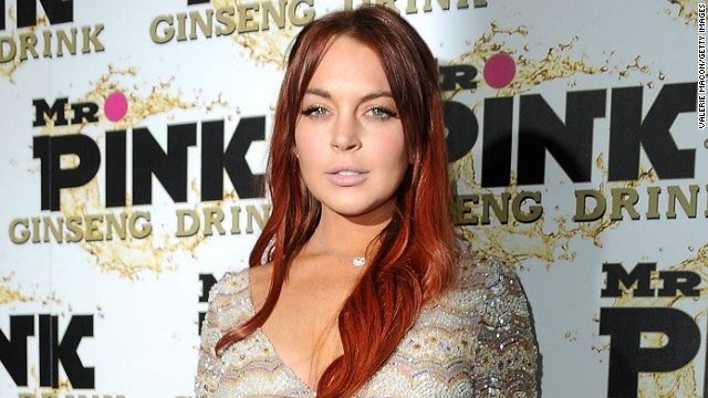 Lindsay Lohan: Keep me on set, it's safer that way