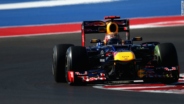 Sebastian Vettel finished second fastest in the final practice session at Interlagos on Friday.