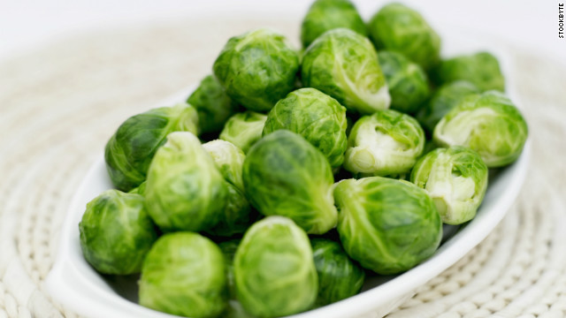 5@5 - Brilliant Brussels sprouts