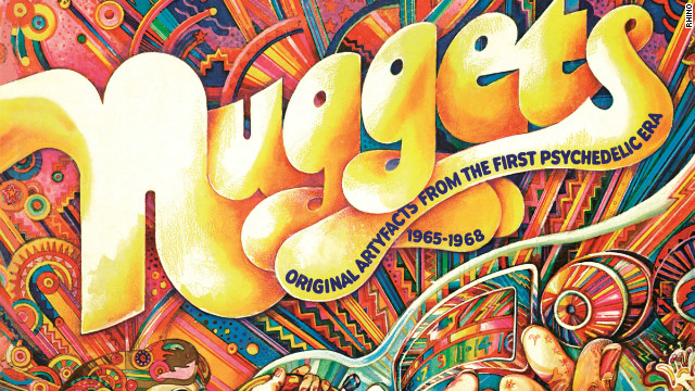 "Over the years, Rhino Records released three four-CD boxed sets based on <a href='http://edition.cnn.com/2002/SHOWBIZ/Music/03/06/nuggets.ii/index.html'>""Nuggets,""</a> the 1972 double-album collection of garage bands. But here's the original as compiled by the great Lenny Kaye, finally on a standalone, remastered CD, with major hits such as ""Dirty Water"" and obscurities such as ""It's-A-Happening."" ""A mushroom hangs above the ground. ..."" (Rhino, one CD)"