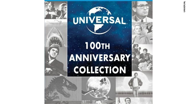 "From its original niche as the maker of classic horror films to its status as blockbuster producer, Universal Studios has plenty to show for its century in business. This collection features 25 of the studio's films, ranging from best picture Oscar winners to ""The Fast and the Furious,"" which will either please a wide audience ... or earn <a href='http://www.amazon.com/Universal-100th-Anniversary-Collection-Blu-ray/dp/B008YB935K' target='_blank'>hilarious reviews on Amazon</a>. (Universal, 25 DVDs)"
