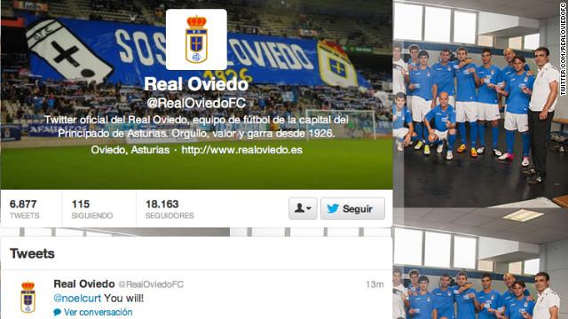 ¿Puede Twitter salvar a un equipo de fútbol en crisis?