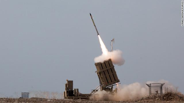 El 'Domo de Hierro', el sistema antimisiles clave del ejército de Israel