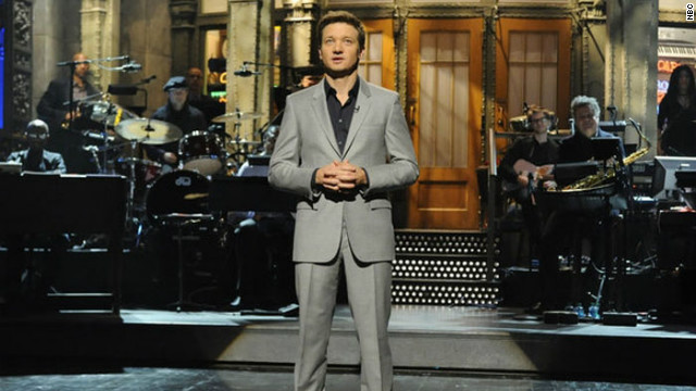 Jeremy Renner should do a musical