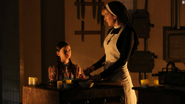 Nature vs. nurture on 'American Horror Story'