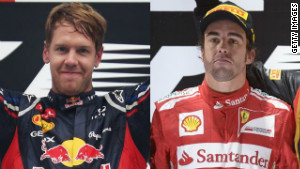 Blog: Vettel and Alonso on track for greatness?