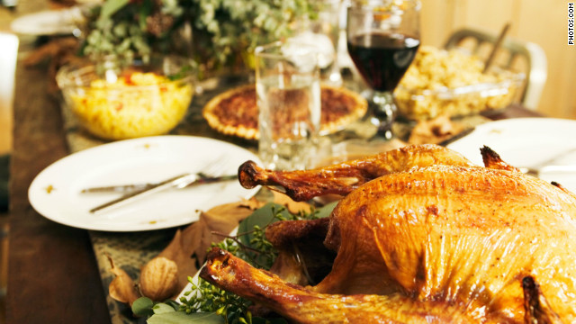 5@5 - Get the most out of your Thanksgiving meal