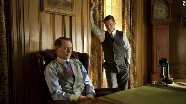 'Boardwalk Empire': Don't open that box!