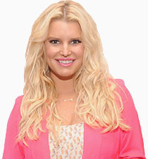 Jessica Simpson's big transformation