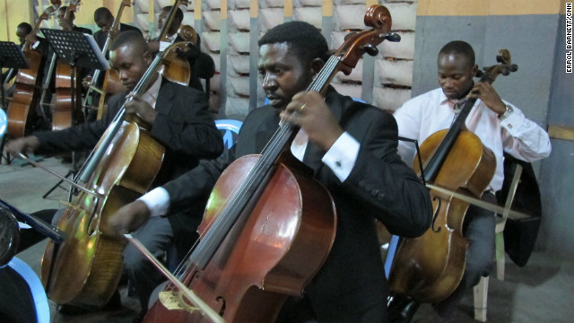 "In 2010, a German documentary called ""Kinshasa Symphony"" brought international attention to the group."