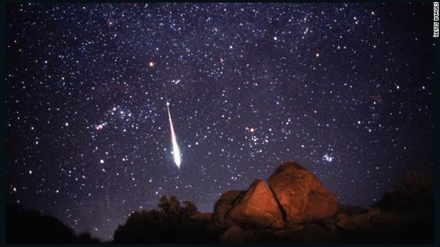 Lluvia de meteoros Leónidas iluminan de nuevo el cielo