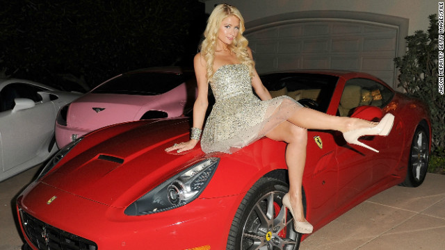 Paris Hilton whips up a storm in holy Mecca