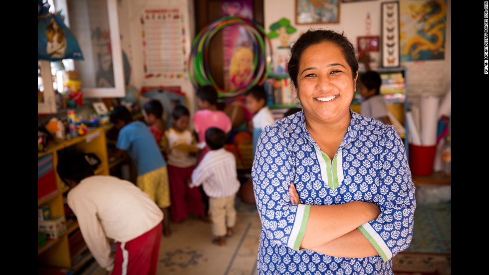 Pushpa Basnet, the 2012 <a href='http://www.cnn.com/2012/12/02/world/cnnheroes-show/index.html'>CNN Hero of the Year</a>, was shocked to learn that many children in Nepal had no choice but to live with their incarcerated parents behind bars. So she started a day care program for many of these children and opened a home in Kathmandu where dozens of them can <a href='http://www.cnn.com/2012/03/15/world/cnnheroes-basnet-nepal-prisons/index.html'>live a more normal life</a>.