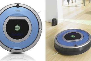 Robots para limpiar el piso