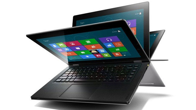 The new Windows 8 devices have some much-needed personality -- and none more so than the <a href='http://www.lenovo.com/products/us/laptop/ideapad/yoga/yoga-13/' target='_blank'>Lenovo IdeaPad Yoga 13</a>. This is a bendy, touchscreen Ultrabook that costs $1,000. You can fold the screen all the way back to use it as a tablet and get the most out of the new Windows 8 touchscreen interface.