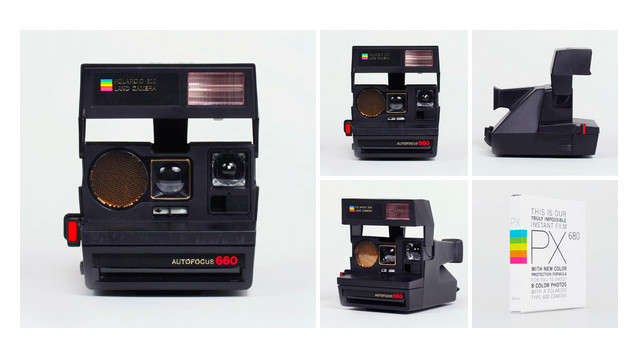 This is for the Instagram enthusiast in your life. The Impossible Project sells refurbished Polaroid cameras, including the &lt;a href='http://shop.the-impossible-project.com/shop/cameras/600/ca_sun_660_2_kit' target='_blank'&gt;Sun 660 ($140)&lt;/a&gt;. The camera comes with two packs of PX 680 film, and will make you an instant hit at parties. You can even use your smartphone to take a photo of the Polaroid to share on the social network of your choice. 
