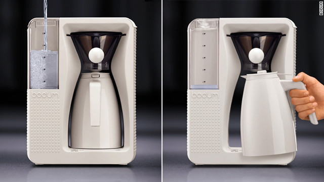 There's some overlap between coffee geeks and gadget geeks. This beautiful electric coffee dripper from Bodum is for them. Awkwardly named &lt;a href='http://www.bodum.com/us/en-us/shop/detail/11001-01US/' target='_blank'&gt;the Bistro b. over&lt;/a&gt;, it mixes smart tech with delicious drip coffee. The maker costs $250 and comes in black, red, green or white. 