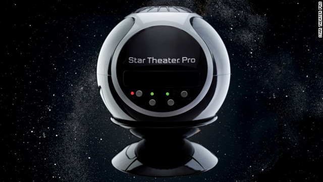 It's hard to see stars in the sky when you live in populated areas. This gadget brings 10,000 stars into your kid's room. The $100 <a href='http://www.nextwarehouse.com/item/?896439_g10e' target='_blank'>Star Theater Pro</a> from Uncle Milton is like a mini-planetarium. It comes with two disks full of images of the night sky -- one is all stars, and the other has the sun, moon and Earth (more skies are <a href='http://unclemiltonstore.com/?itemId=E12536' target='_blank'>available here</a>). You can set it to rotate slowly, just like the real night sky does.