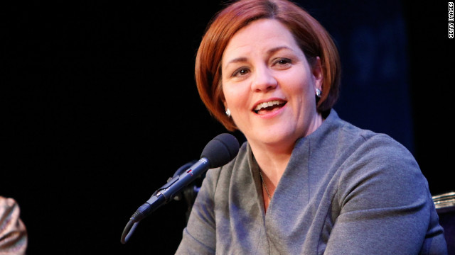 "Live Tonight: Christine Quinn on ""The Grill"""