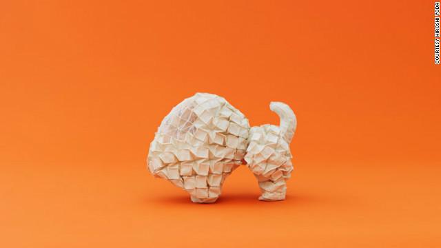 """Chihuahua cloud"" by Reiser + Umemoto."