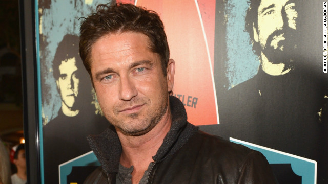 How Gerard Butler first learned to flirt