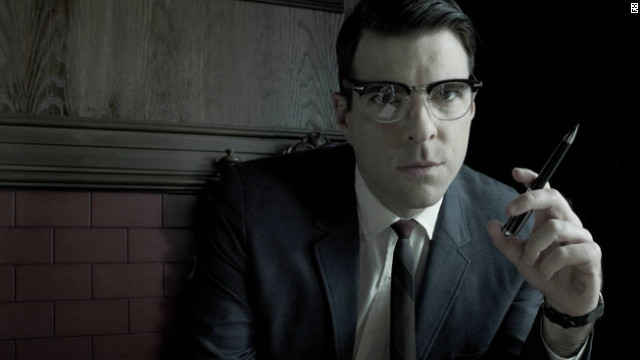 Zach Quinto: &#039;AHS&#039; is about to get even more disturbing