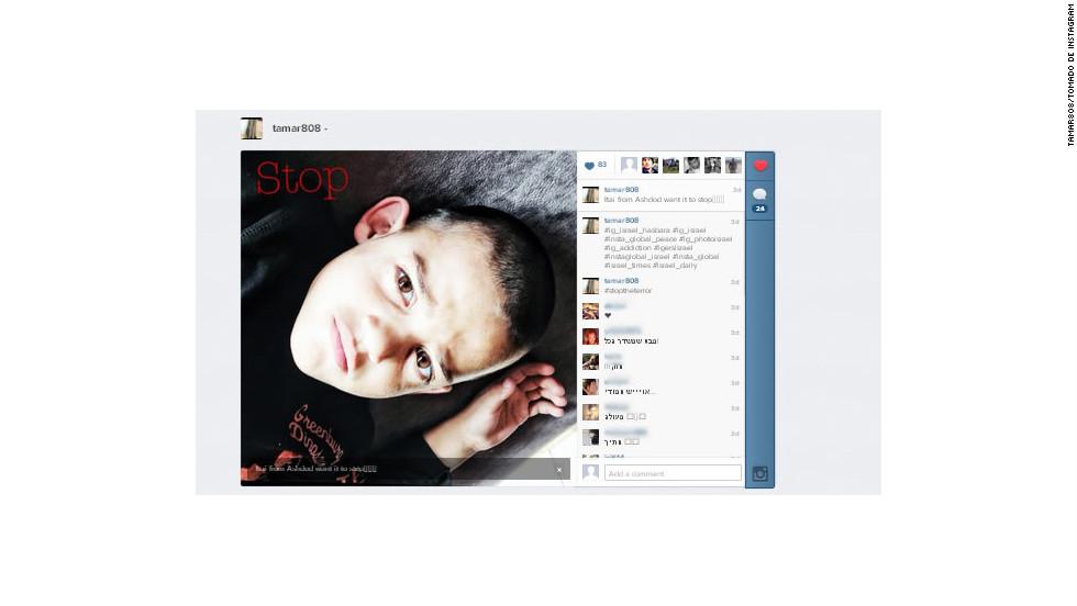 """""""Ciberoposición"""" contra el conflicto en Gaza"""