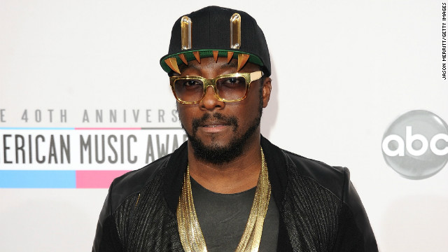 &quot;Me and my family are gettin' down this Thanksgiving,&quot; Will.i.am told us November 19. &quot;And we're going to have conversations about health and taking care of our bodies, [to] live as long as we can so we can enjoy each others' company and perspective and love and support.&quot;