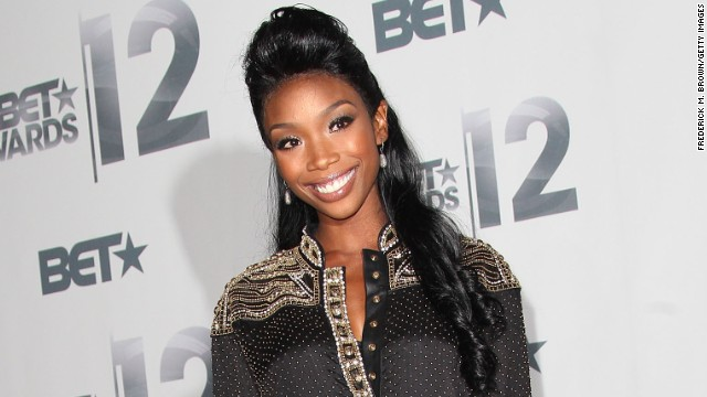 """I always say every year I'm going to learn [my mom's] recipes but I am DEFINITELY gonna do it this year,"" singer Brandy said. ""All her recipes are so good."""