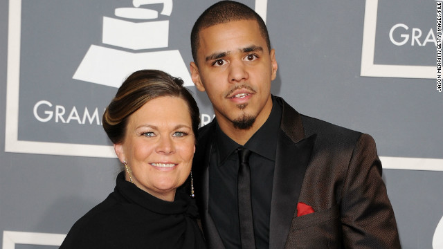 """[For] Thanksgiving I'm taking my mom in the new car I bought her. Driving her home,"" hip-hop artist J. Cole said. ""We'll definitely go out and celebrate, I don't get to see her too much 'cause I'm always traveling. So you've got to use that time wisely."""
