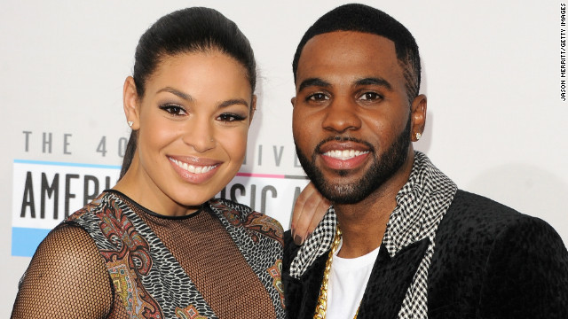 "Jason Derulo told CNN on November 19 that he'll be at girlfriend Jordin Sparks' home for Thanksgiving. ""I'm spending it with her family this year. She spent it with my family last year."" Added Jordin, ""I'm going to attempt to cook some of his favorite [Haitian] dishes."""