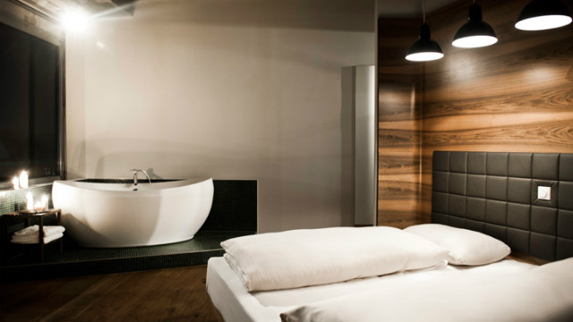 Designed by architects Atelier Heisse, Hotel Daniel is filled with a mix of antique and contemporary pieces by local designers.
