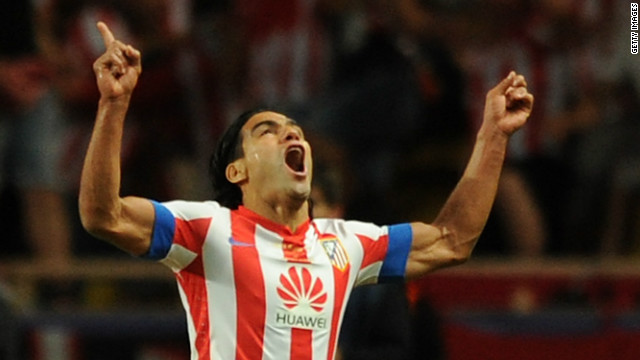 Chelsea suffered a set back early in the 2012-13 season when a Radamel Falcao-inspired Atletico Madrid beat Di Matteo's team 4-1 in the European Super Cup final.