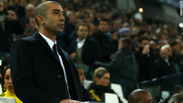 Roberto Di Matteo\'s time at Chelsea