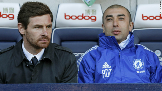 Di Matteo enjoyed a successful playing career at Chelsea in the 1990s before returning to the club as Andre Villas-Boas' assistant manager in 2011. He took interim charge of the team following Villas-Boas' sacking in March this year. 