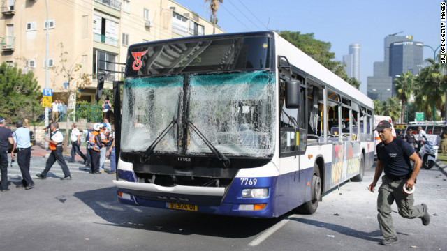 Need to Know News: Bomb hits bus in Tel Aviv, Secretary of Defense says America beating al Qaeda but hasn&#039;t won yet
