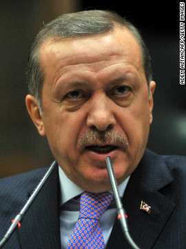Turkey's Prime Minister Recep Tayyip Erdogan. In Turkey, mustaches can carry political nuance, with different styles implying a nationalist, religious conservative or left-wing inclination.