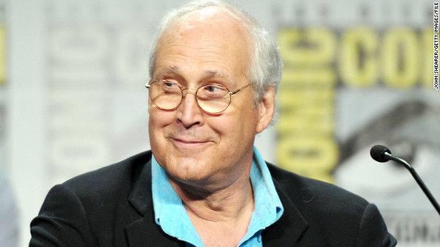 Chevy Chase departs 'Community'