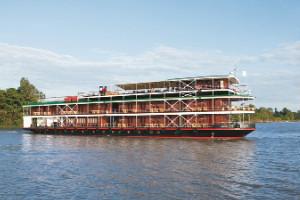 Los ríos Mekong e Irawadi