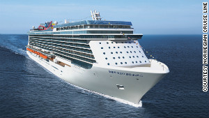 Best new cruise ships