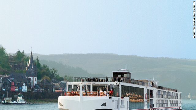 This culture-focused ship will make stops along the Danube, Rhine and Main rivers.