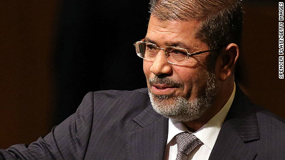 Egypt's Morsy makes power plays