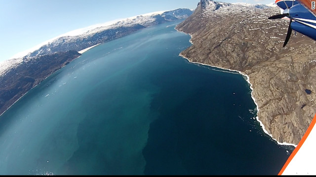 "CNN's Frederick Pleitgen traveled to Greenland with a team of climate scientists who are gathering up-to-date data on the island's vast ice sheet to guage how much and how fast it is melting. As one scientist on the mission says: ""This is where the rubber meets the road when it comes to studying climate change."""