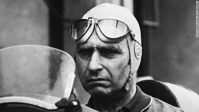 """Fangio is my hero,"" said former McLaren GP winner Watson. ""Why I respect him is that he won five world championships in an era when motor racing was fundamentally a slaughter."""